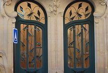 | Art Nouveau | / . Early Century 20 .