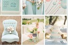 Wedding Colour Schemes / Check out these Palette Planning inspiration boards for your wedding colours that we've created using images found on Pinterest