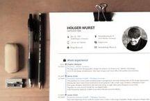 curriculum vitae & resume