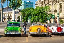 Cuba Travel / Pins about travel in Cuba.