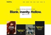 Webdesign / Webdesign inspiration