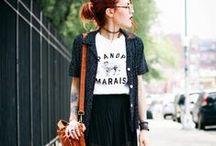 Fashion / Fashion trends & ideas