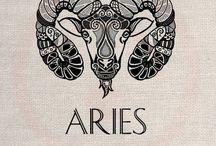 Zodiacs. / I'm Aries and I'm proud! ♈️
