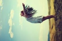 Gypsy Spirit / walk with the dreamers  the believers • the courageous • the cheerful • the planners • the doers the successful people with their heads in the clouds  and their feet on the ground >>.. Wilferd Peterson