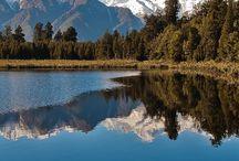 New Zealand, Aotearoa / 'land of the long white cloud' / by Christina Lorimer