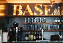 Unbelievable Bars  / No basement (or home) is complete without a bar