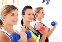 Staying Fit / Exercise is an important part of having a healthy body. Choose a workout and start today.