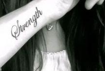 Tattoos ♡ / by † Daisie Justus †