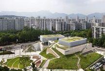 Arquitectura / Los Proyectos que me llaman la atención