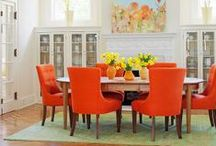 Dining room - Comedores