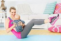 Post-Pregnancy Fitness / Helping you get back in shape after your pregnancy.