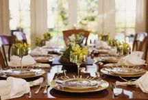 Entertaining / Get recipes and ideas to host a fantastic & memorable party.