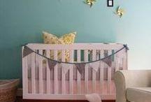 Chambre Bébé décoration / Chambre Bébé décoration Nursery