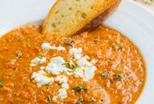 January: National Soup Month / It's cold out there! Celebrate National Soup Month with some warm recipes.