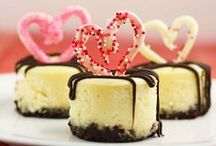 Valentine's Day Recipes / Make Valentine's Day special with these sweet recipes!