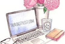 Blogging Stuff ♥ / Anything about blogging - tips, tricks, designs, thoughts, ideas and all