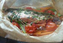 Mijn Voedselzandloper gerechten. / Gerechten door mij gemaakt uit het Voedselzandloper kookboek, van internet, andere bronnen of zelf gecreëerd.