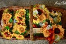 Flowers by Elissa's WeddingFlowers / Unique Wedding Flower Creations by Elissa