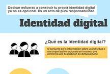 Identidad digital y reputación online / Información sobre identidad digital, reputación on line y protección de datos en Internet, tanto en la web como en las redes sociales.
