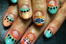 Nailed It! / fun nails for hands and toes!
