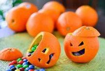 Halloween - Automne / Activité : // automne - halloween assistante maternelle