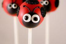 Ideas comestibles / De todo para decorar en la cocina cositas dulces!