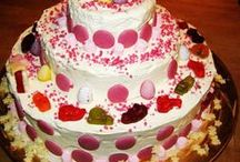Cake, cakes, cookies...
