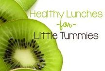 Snacks for Baby and Toddlers / Delicious and nutritious recipes for feeding your little ones.