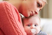Postpartum Depression / Advice and support when dealing with postpartum depression.