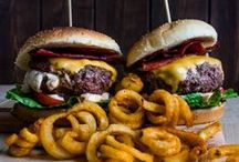 National Hamburger Month / Chow down on some of the tastiest hamburger creations known to man, in celebration of National Hamburger Month!