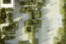 Urban design / Urban design + Architecture