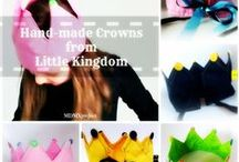 Little Kingdom Crowns / Hand-made crowns | MDMX project