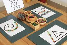 IEF - Maternelle / Activite enfant Montessori et autres pedagogies alternatives  IEF en maternelle