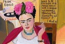 I am Frida