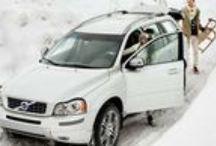 Volvo en Invierno