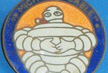 Michelin Man Bibendum / by BIG APPLE Picker