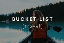 Travel | Bucket List / Inspirational tips and photographs to motivate myself and other travellers to live their dreams.