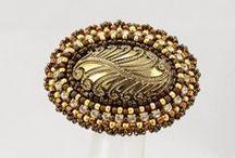 Gostkowska Ewa, Nitka / http://polandhandmade.pl  #polandhandmade #beading #jewelery
