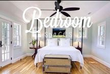 Bedroom Spaces / Some of our favorite bedroom spaces...