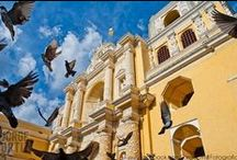 Churches and Temples in Guatemala / Iglesias y templos de Guatemala.  Visit us at http://mundochapin.com