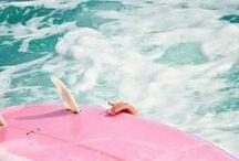 Surfer Girl / by Lolli Swim