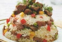 Yemekler, Meals, Mahlzeiten