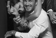 Beckhams / Perfect family