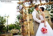 Nature Pointe Wedding Photography / Wedding photography at Nature Pointe in Albuquerque, New Mexico.