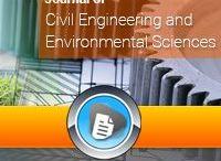 JCEES / Journal of Civil Engineering and Environmental Sciences