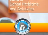 JDPS / Journal of Dental Problems and Solutions