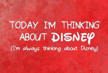 Disney / Anything Disney related that I like!