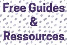 FREE Healthy Eating Guides / Get instant access to my healthy eating guides, e-books and checklists!