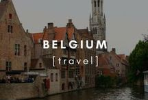 Travel | Belgium / Inspirational tips and photographs from around Belgium.