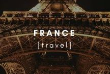 Travel | France / Inspirational tips and photographs around France.